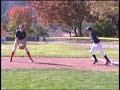 Baseball rules runner interference