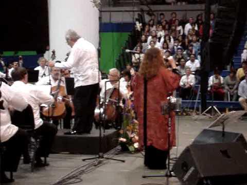 Tania Libertad canta Piensa en mi de Agustín Lara