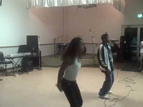 Young Duncan - Prince Gemel at the Michigan City Talent Show Video