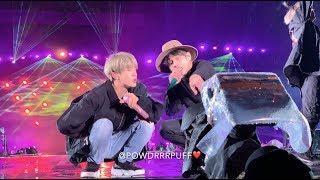 190512 - So What - BTS 방탄소년단 - Speak Yourself Tour - Soldier Field D2 IN THE RAIN - HD FANCAM
