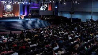 """Jesús, el Pan de vida"""" Pastor Francisco Barrios (Viernes 20-02-2015)"""