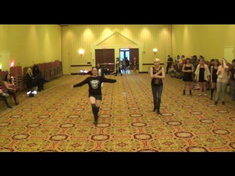33 K-pop Dances In 21 Minutes (k-pop Game!) video