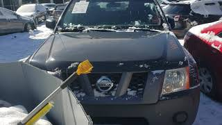 Parting out 2006 Nissan Xterra