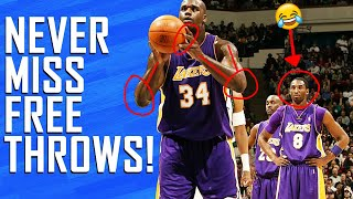 The #1 Reason You BRICK Free Throws: Basketball Shooting Tips and Tricks