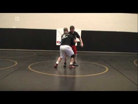 Lions Pride Grappling: Sag Throw Freestyle Wrestling Instruction Image 1