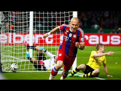 Arjen Robben - Sky Full of Stars - 2013/2014 | Bayern München