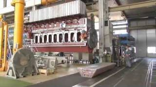 Caterpillar Marine Engine Manufacturing Kiel