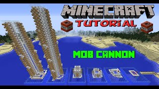 [Minecraft - Tutorial] Cannone umano e di mob - TNT
