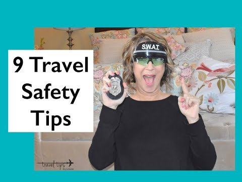 9 Travel Safety Tips (Traveling Alone or to Europe)