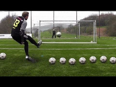 Best Free Kicks Montage | Vol.21 | +Goalkeeper | Knuckleballs, Curve Balls & Top Spin | freekickerz
