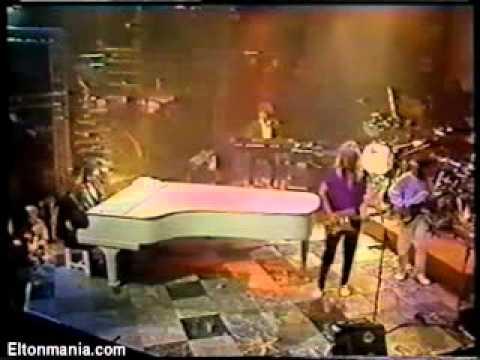 Elton John - This Town