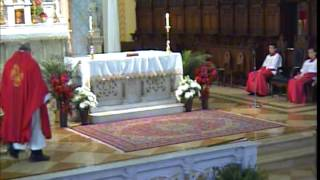 Catholic Mass from the Church of Ste. Genevieve (5/19/13)