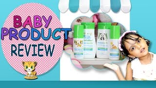 MamaEarth Baby Skin Care Products – for 0 to 5 years – ONLY Toxin Fee