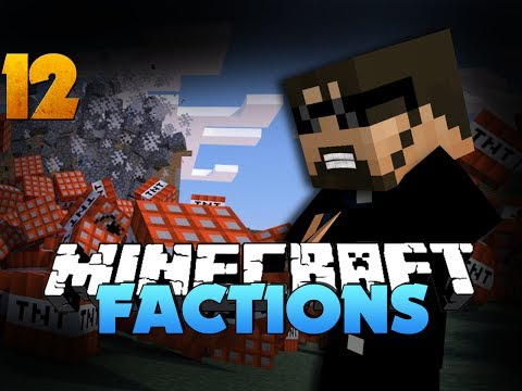 Minecraft Factions 12 -  Nuke Cannon of DOOM