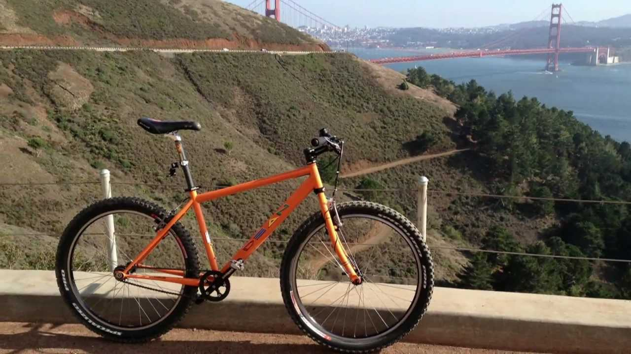 Bike Marin Headlands Marin Headlands Rigid