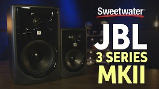 JBL 3 Series MkII Active Monitors Review