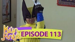 Download Lagu KEREN BGT! Haikal Jadi Wolverine & Ganteng Lagi - Kun Anta Eps 113 Gratis STAFABAND