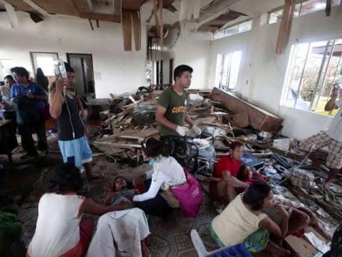 Tsunami en Filipinas