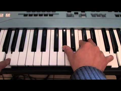 How to play Do You Want To Build a Snowman on piano - Disney Frozen Soundtrack - Tutorial