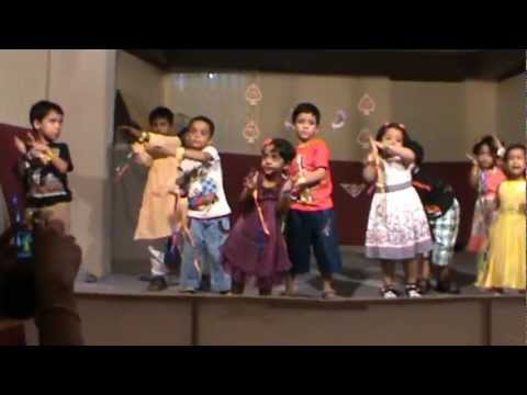 Re Mama Re Mama Re - Dance Perform by Kids  Deeshari Estate...
