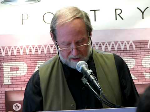Stephen Dunn At The Poetry Center Paterson, Nj video