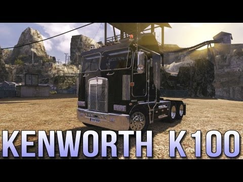GLORIOUS! - Kenworth K100 - Euro Truck Simulator 2