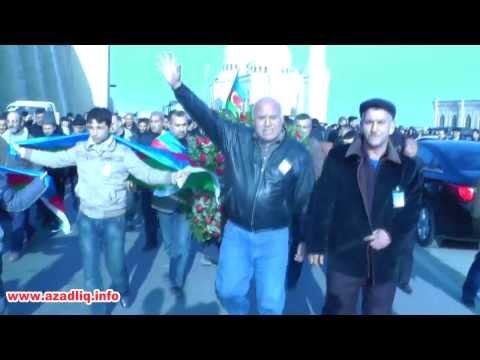 Qarabağ Qazisi Dəfn Olundu