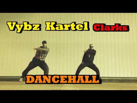 Dancehall Choreo Vybz Kartel - Clarks video