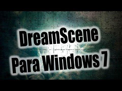 Como Poner Fondos Con Movimiento en Windows [DreamScene].