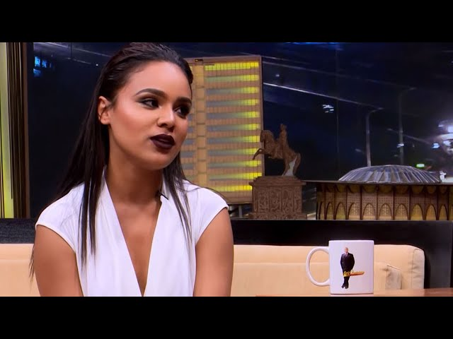 Seifu on EBS - Actress Selam Tesfaye on Seifu Fantahun Show