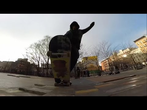 Skate All Cities - GoPro Vlog Series #051 / 12th & Ayyyy