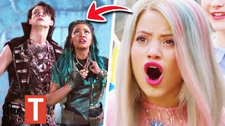 Descendants 3: A New Threat To Uma And Harry Revealed