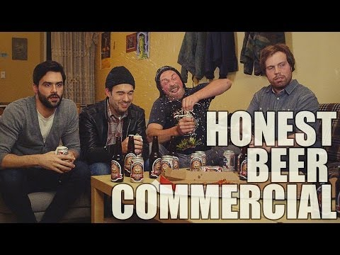 An Honest Beer Commercial