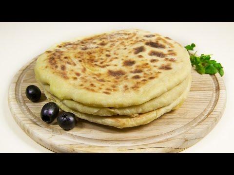 Хачапури с Сыром / Очень Вкусный и Простой Рецепт!
