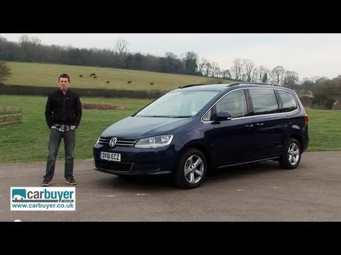 Volkswagen Sharan MPV review - CarBuyer