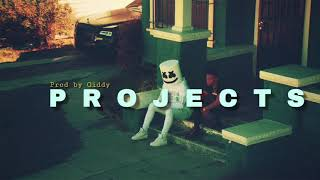 """Roddy Ricch x Marshmello """" Projects """" Type Beat 2019 