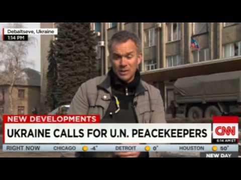 Ukraine calls for U.N. peacekeepers to observe ceasefire