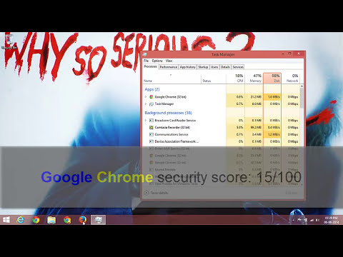 Google Chrome vs Mozilla Firefox - Browser Test 2014 [HD]