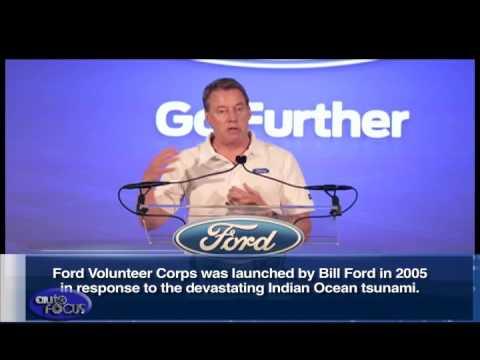 Industry News Bill Ford Better World Challenge