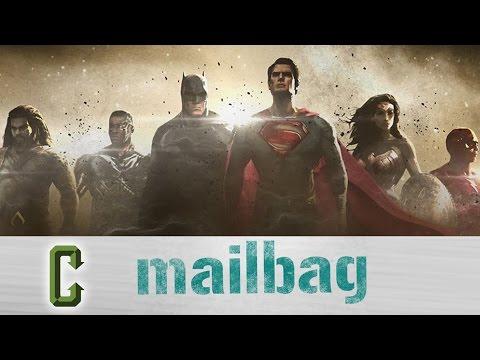 Collider Mail Bag - Should Zack Snyder Still Direct Justice League?