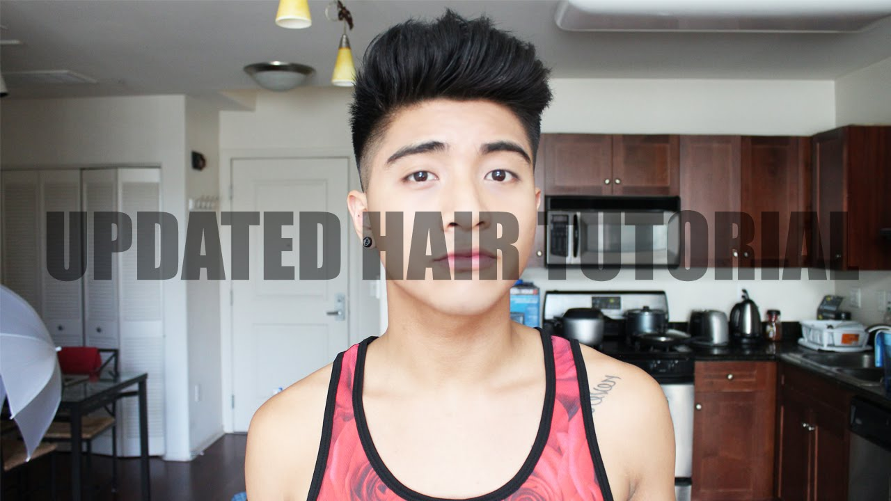 aj O'day Haircut Tutorial | aj O'day