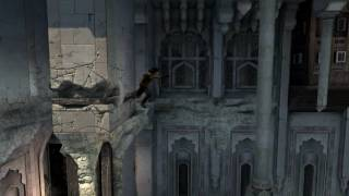 Prince of Persia The Forgotten Sands Gameplay (max settings, 1920x1080, 8xAA) - Diamond 5870