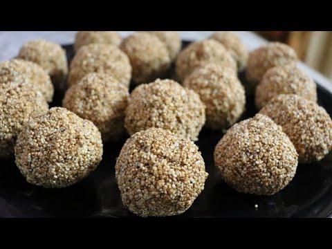 Rajgira ladoo recipe /राजगिरा  के लड्डू /cholai ke ladoo/healthy and tasty rajgira ke ladoo