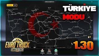 ETS 2 - Türkiye Haritası Modu Nasıl Yapılır, Kurulur 1.30