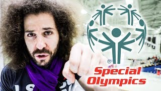 The GREATEST Feeling In Photography | Volunteering With The Special Olympics
