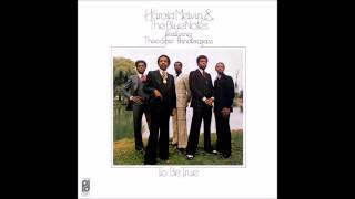 Watch Harold Melvin & The Blue Notes Hope That We Can Be Together Soon video