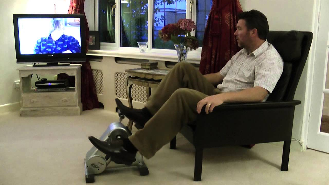 Mini Exercise Bikes From Zest Home Fitness Youtube