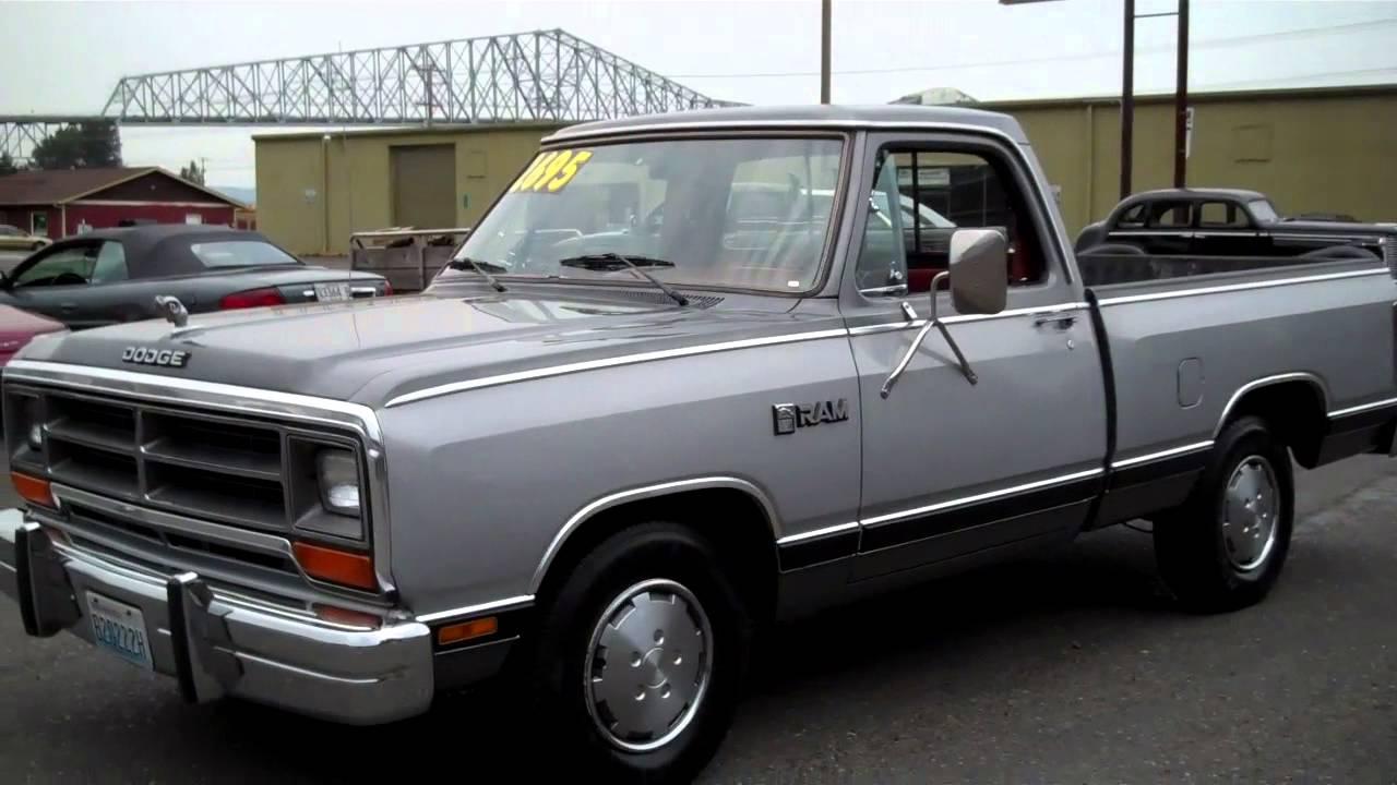 86 Dodge Ram - Car Autos Gallery