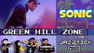 Green Hill Zone - Sonic the Hedgehog  ///Jazztick///