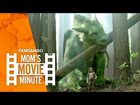 Is 'Pete's Dragon' Right For YOUR 6-Year-Old? - Mom Review | Mom's Movie Minute